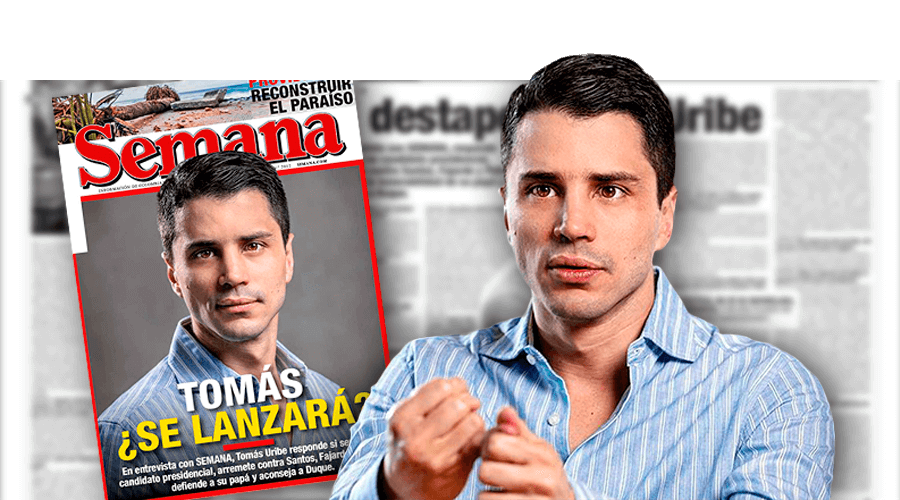 Las mentiras y verdades de Tomás Uribe Moreno en Semana | ColombiaCheck