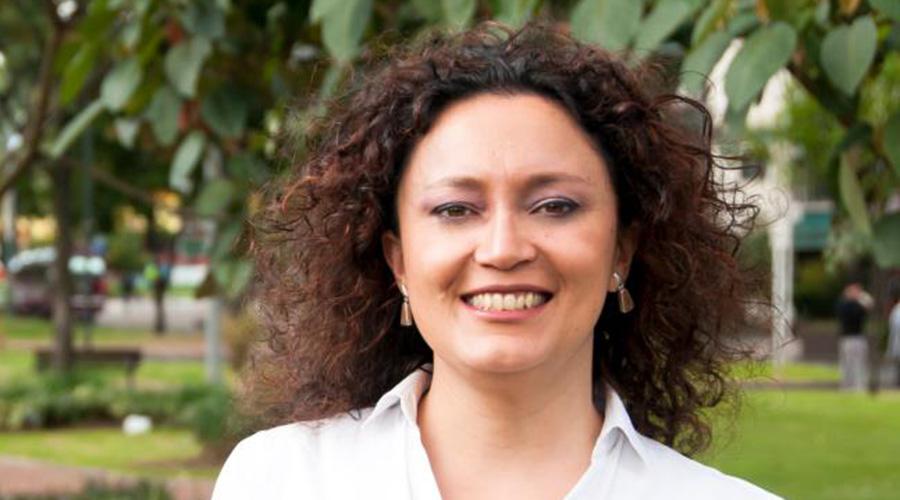 Angélica Lozano Correa. Foto: Facebook Angélica Lozano.