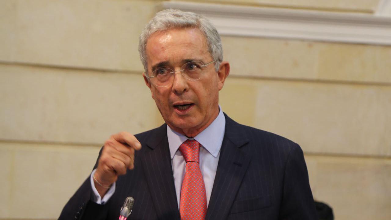 Álvaro Uribe Vélez. Foto: CentroDemocratico.com