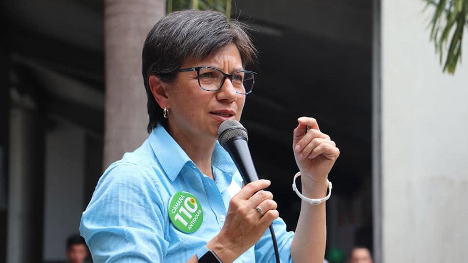 Claudia López Hernández. Foto: SergioFajardo.co