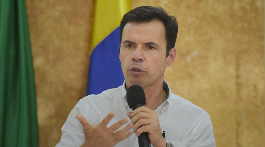 Guillermo Rivera Flórez. Foto: Ministerio del Interior.