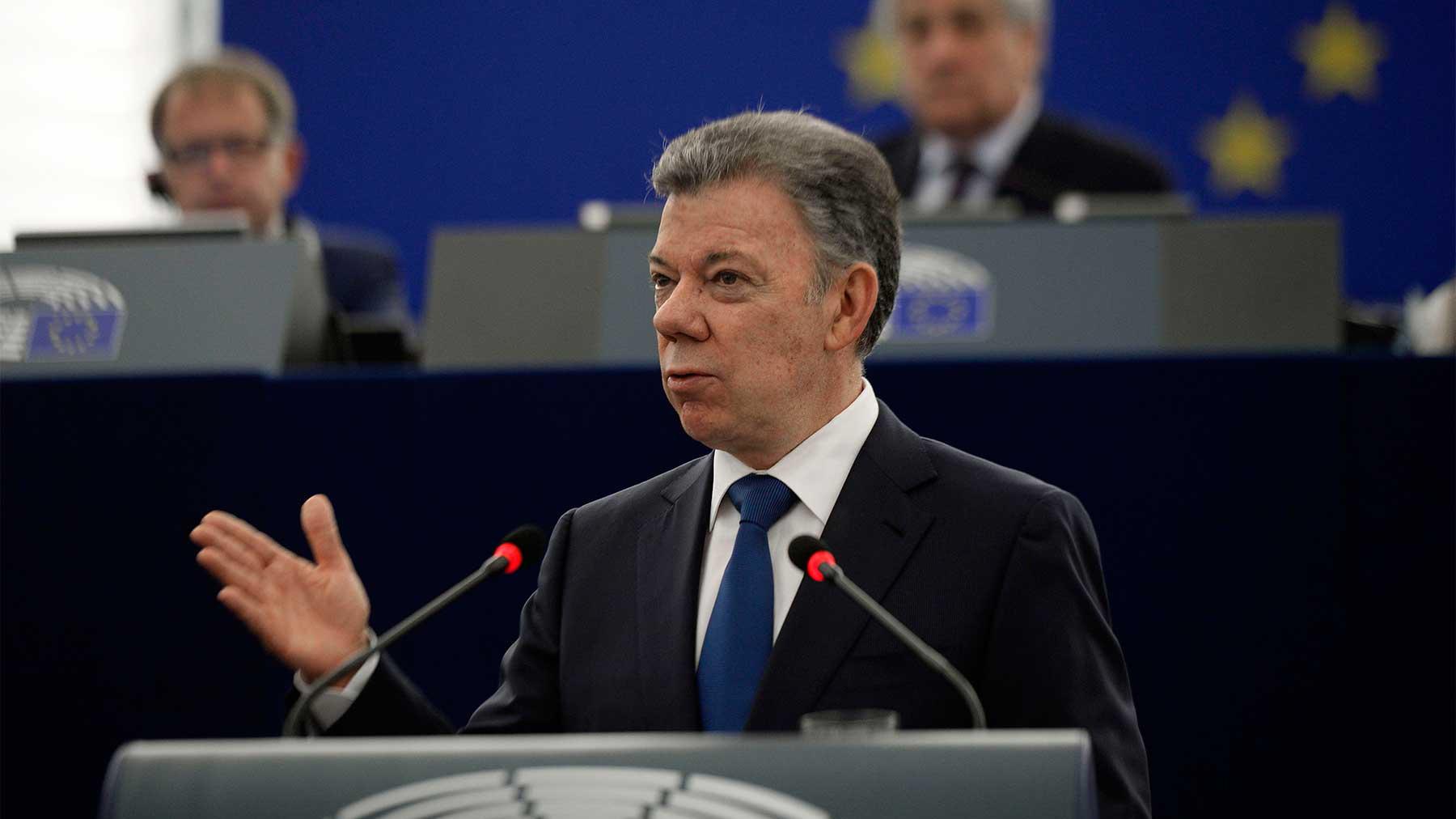 Juan Manuel Santos Calderón. Foto: Presidencia de la República.