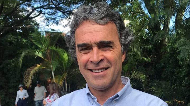 Sergio Fajardo Valderrama. Foto: Facebook Fajardo.