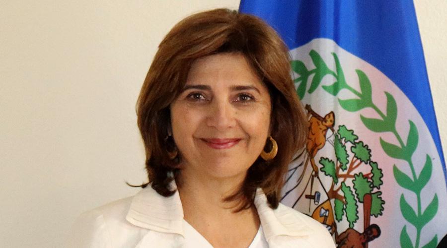 María Ángela Holguín Cuéllar. Foto: Cancillería.
