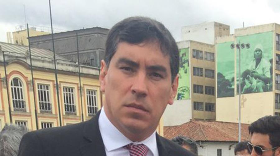 Álvaro Hernán Prada Artunduaga. Foto; @ALVAROHPRADA en Twitter.