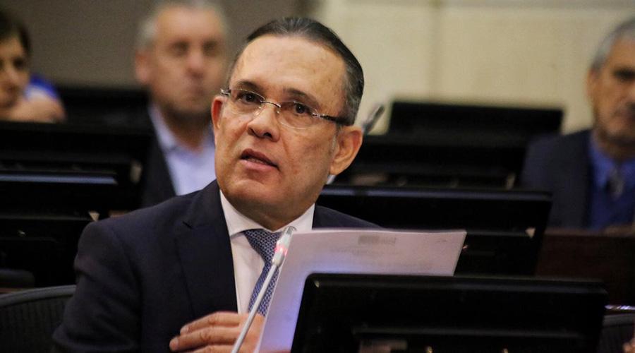 Efraín José Cepeda Sarabia. Foto: Senado de la República.