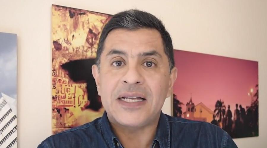 Jorge Iván Ospina Gómez. Foto: Comunicación Valle Humana en YouTube.