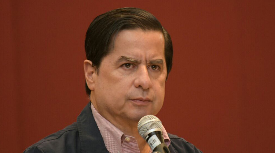 Juan Fernando Cristo Bustos. Foto: Ministerio del Interior.