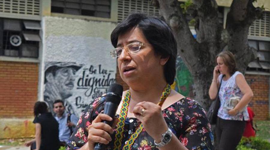 Judith Maldonado Mojica. Foto: Facebook Judith Maldonado Mojica.