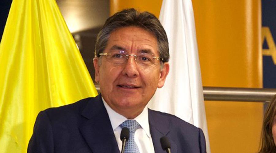 Néstor Humberto Martínez Neira. Foto: Fiscalía General de la Nación.