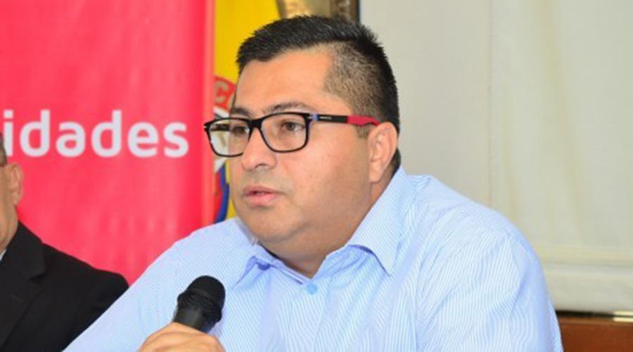 José Octavio Cardona León. Foto: Alcaldía de Manizales.