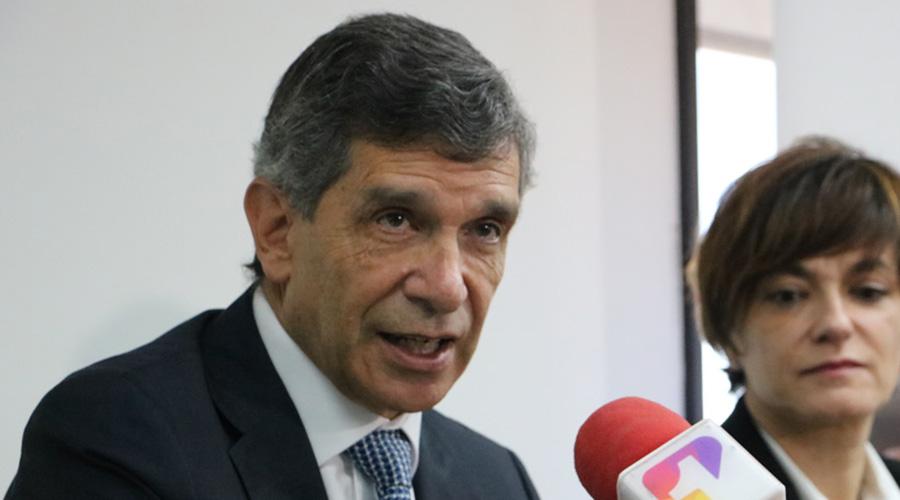Rafael Pardo Rueda. Foto: Alta Consejería Presidencial para el Posconflicto.
