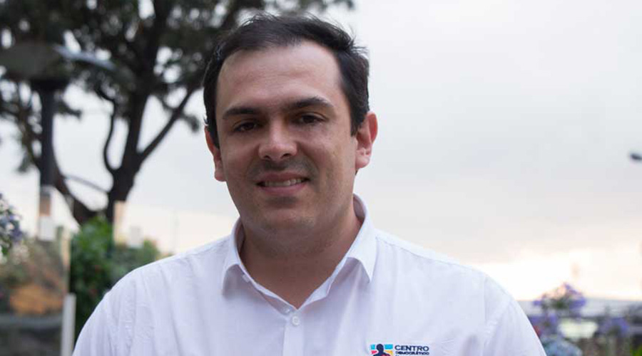 Santiago Valencia González. Foto: SantiagoValencia.com.co