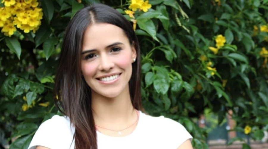 María Fernanda Carrascal Rojas. Foto: Facebook Mafe Carrascal.