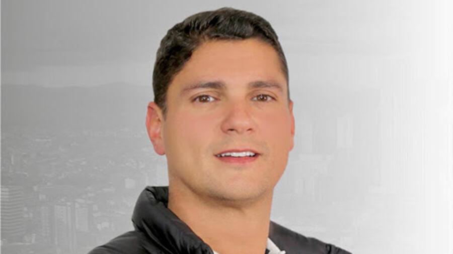 Humberto Rafael Amín Martelo. Fuente: Concejo de Bogotá.