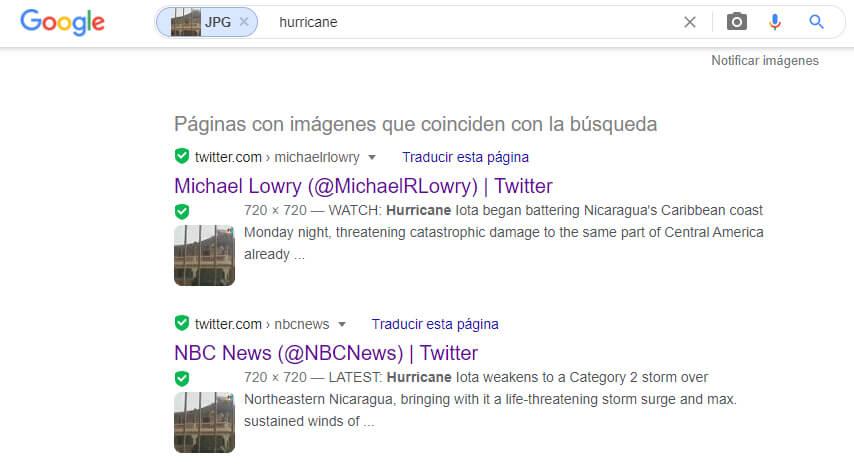 NBC y científico de FEMA compartieron el vido como si fuera de Nicaragua