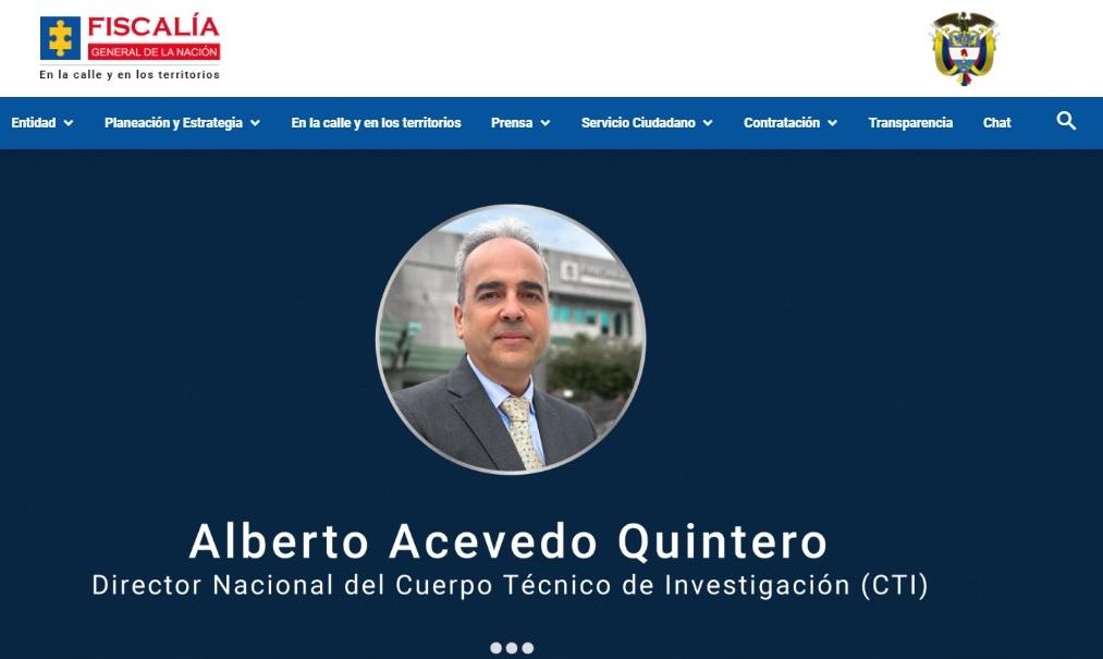 Alberto Acevedo Quintero