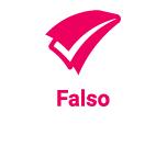 Calificación falso