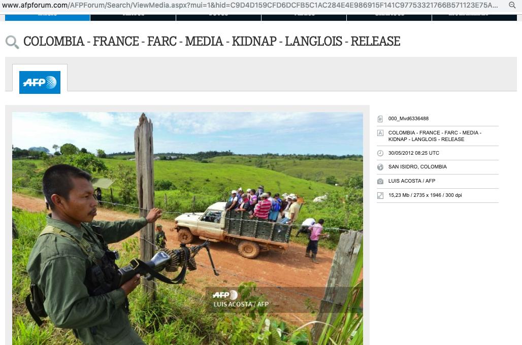 AFP LUis