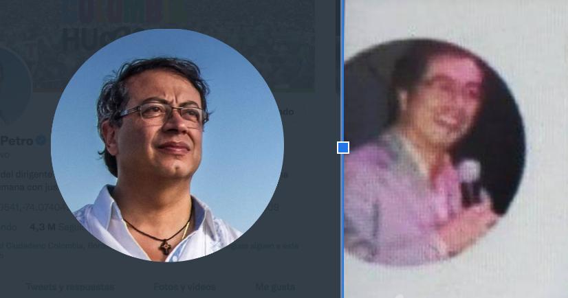 Fotos de perfiles de Petro