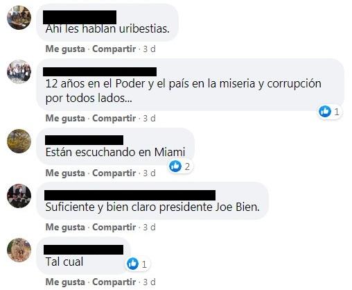 Comentarios_Biden_Castrochavismo
