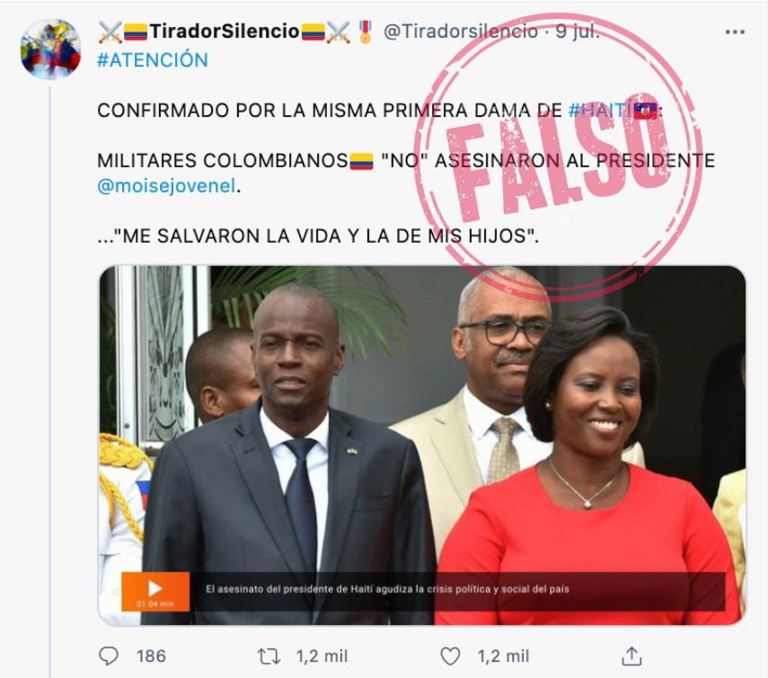 Primera_dama_haiti_falso