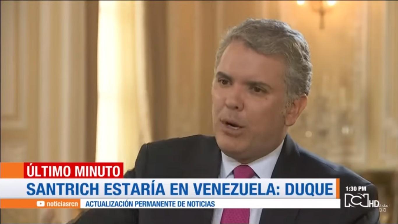 Duque_entrevista_RCN