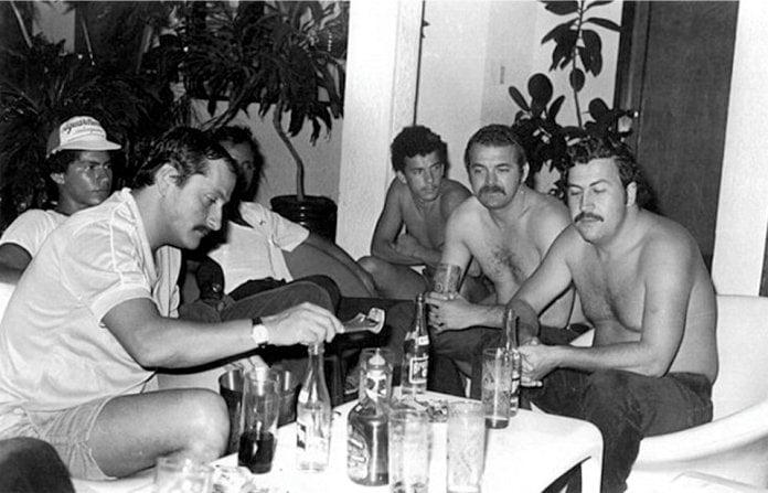 Fiestas de Pablo Escobar