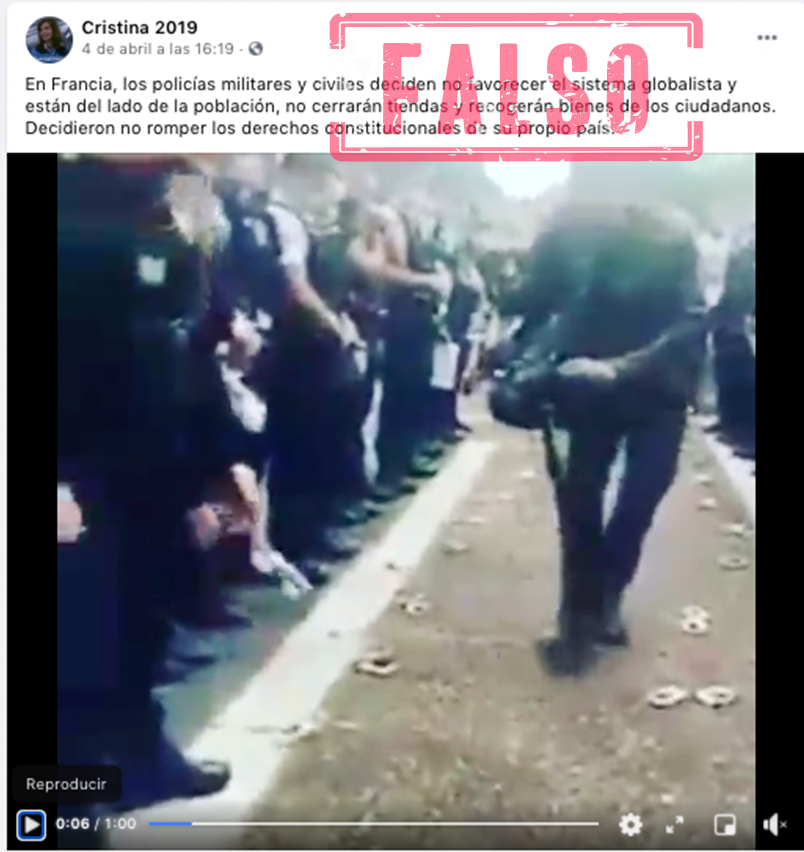 Francia_protestas_policia_falso