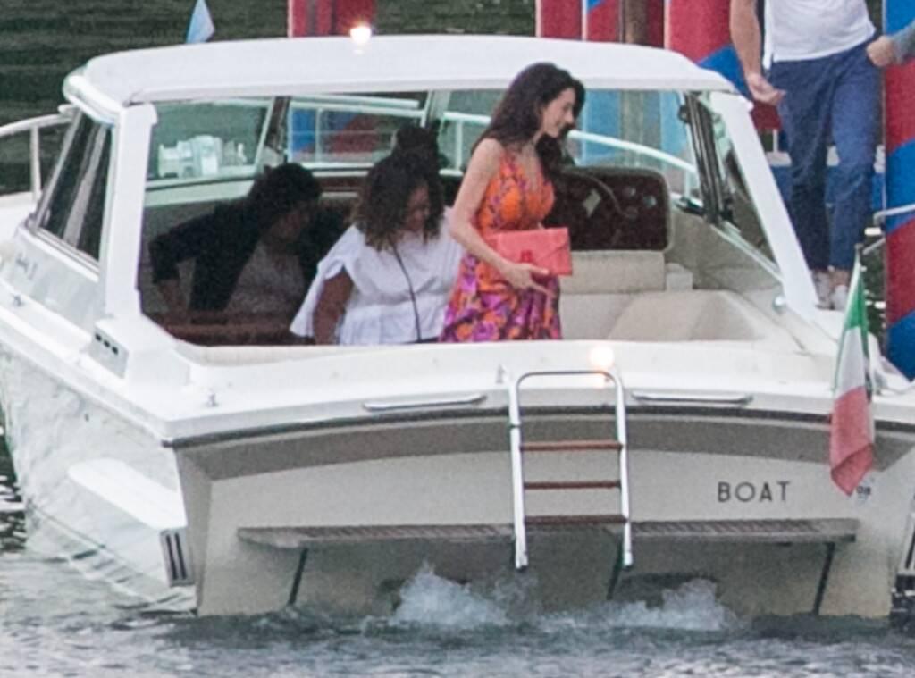 Amal Clooney y Michelle Obama