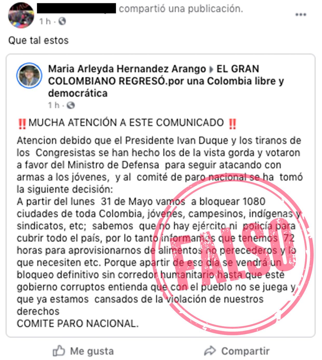 Falso_comunicado_comité_Paro