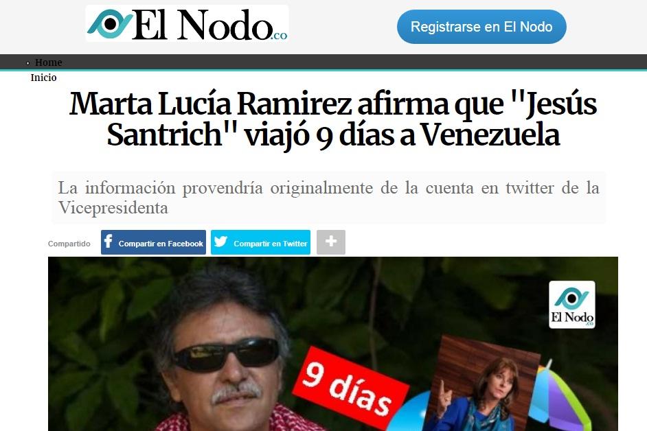 Pantallazo El Nodo