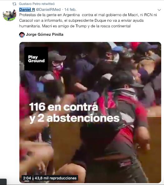 Petro Argentina