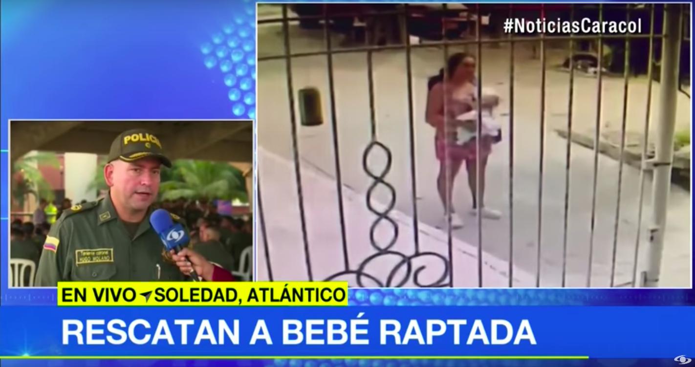 Video Noticias Caracol. Soledad, Atlántico.