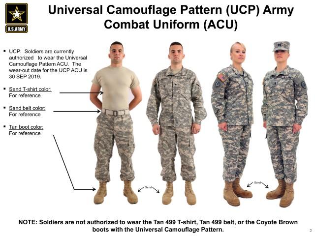 uniformes eeuu 2