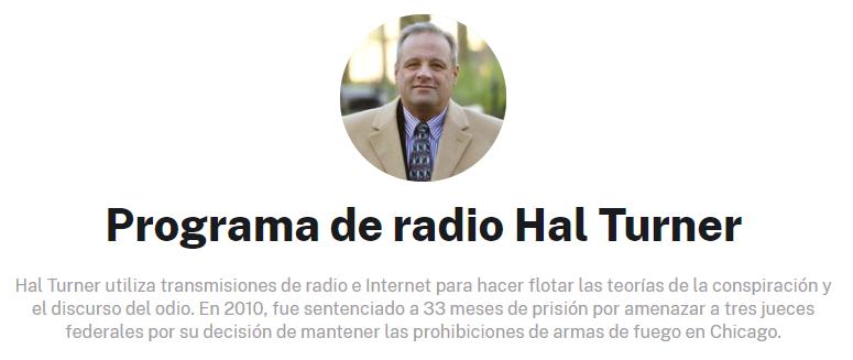 Hal Turner