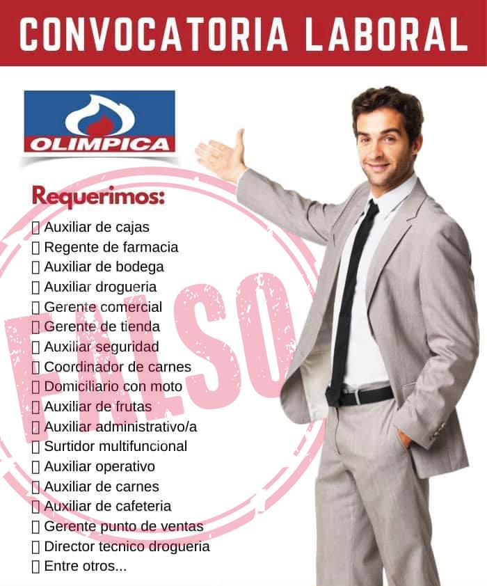 Desinformacion Olimpica