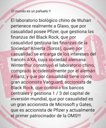 laboratorio de wuhan , pfizer y glaxo
