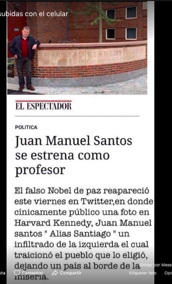 Nota falsa sobre Santos