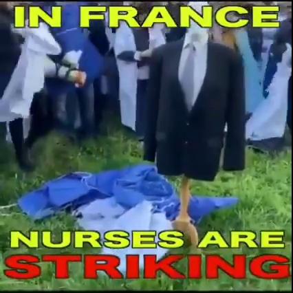 personal_salud_Francia_protesta