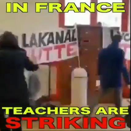 profesores_protesta_Francia