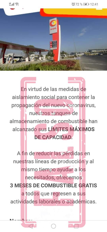 Imagen falsa Teruel